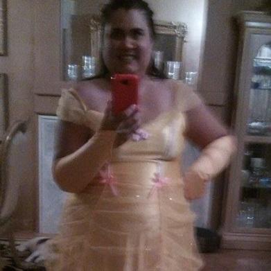 Bella Halloween Costume