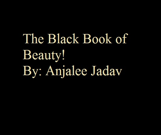 The Black Book of Beauty Cover