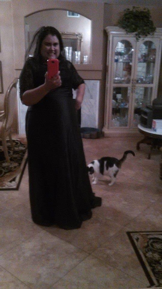 black-wedding-gown