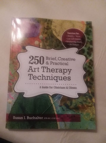 Art therapy book